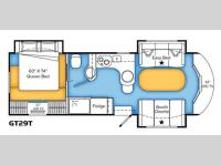 Floorplan - 2013 Triple E  Regency GT GT29T