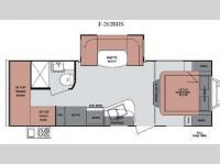 Floorplan - 2013 Cruiser Fun Finder F-262BHS
