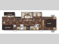Floorplan - 2014 Forest River RV Cherokee 294BH