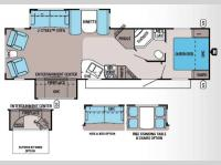 Floorplan - 2014 Jayco Jay Flight 32RLDS