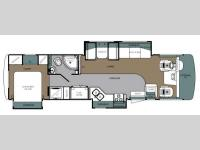 Floorplan - 2014 Forest River RV Georgetown 328TSF