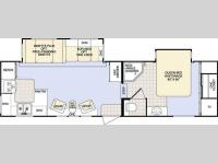 Floorplan - 2007 Dutchmen RV Colorado 28RK-M5