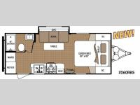 Floorplan - 2014 Dutchmen RV Aspen Trail 2060RBS