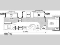 Floorplan - 2007 Skyline Nomad 3150