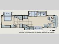 Floorplan - 2006 Damon Intruder 378