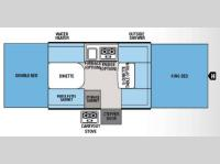 Floorplan - 2015 Jayco Jay Series 1007