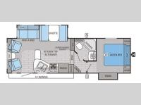 Floorplan - 2015 Jayco Eagle HT 26.5RLS