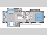 Floorplan - 2015 Jayco Eagle HT 27.5RLTS