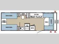 Floorplan - 2006 Starcraft  NXP 24RBH
