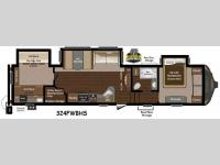 Floorplan - 2015 Keystone RV Sprinter 324FWBHS
