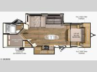 Floorplan - 2015 Cruiser Shadow S-282BHS