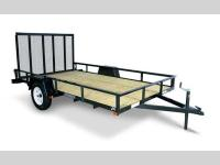 Floorplan - 2014 Sure-Trac Angle Iron Trailers 6x10