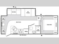 Floorplan - 2007 Keystone RV Springdale 242 FWREL