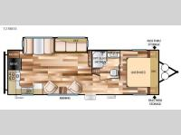 Floorplan - 2016 Forest River RV Salem 27RKSS