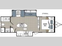 Floorplan - 2016 Dutchmen RV Kodiak Ultimate 279RBSL