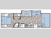 Floorplan - 2007 Gulf Stream RV Conquest LE 6316