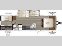 Floorplan - 2016 Keystone RV Outback Ultra Lite 293UBH