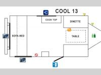 Floorplan - 2015 Prolite Cool 13