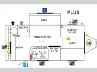 Floorplan - 2015 Prolite Plus
