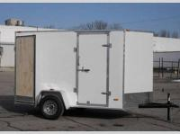 Floorplan - 2017 Stealth Trailers Titan S.E. Series 6 x 12 SA