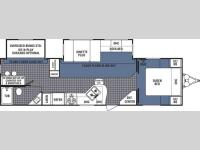 Floorplan - 2006 Dutchmen RV North Shore 30BS-DSL