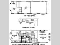 Floorplan - 2016 Skyline Shore Park 1955CTP