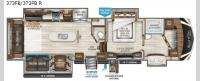 Solitude 373FB Floorplan Image