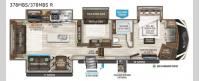 Solitude 378MBS Floorplan Image