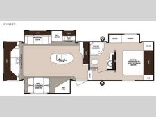 Floorplan - 2016 Forest River RV Surveyor 294RLTS