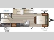Floorplan - 2017 Keystone RV Outback Ultra Lite 276UBH