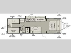 Floorplan - 2008 Pilgrim Cirrus Ultra Light 28CQB