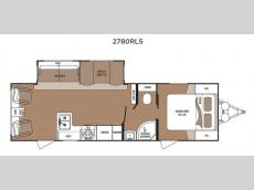 Floorplan - 2016 Dutchmen RV Aspen Trail 2780RLS