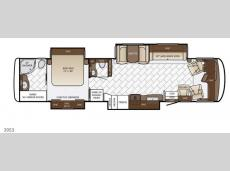 Floorplan - 2017 Newmar Canyon Star 3953