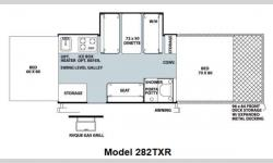 Used 2013 Forest River RV Rockwood Freedom Series 282TXR Photo