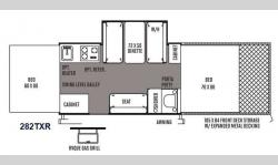 Used 2014 Forest River RV Rockwood Freedom Series 282TXR Photo