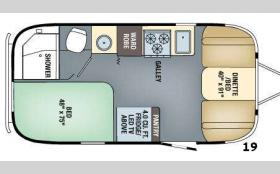New 2017 Airstream RV Flying Cloud 19 Photo