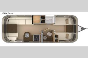 New 2021 Airstream RV Flying Cloud 25FB Twin Photo