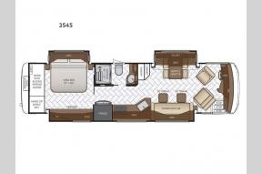 New 2022 Newmar New Aire 3545 Photo