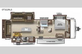 New 2021 Highland Ridge RV Open Range OT322RLS Photo