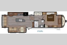 Used 2016 Keystone RV Montana 3720 RL Photo