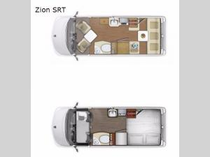 Zion SRT Floorplan Image