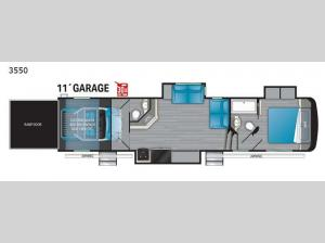 Gravity 3550 Floorplan Image
