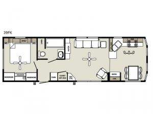 Quailridge 39FK Floorplan Image