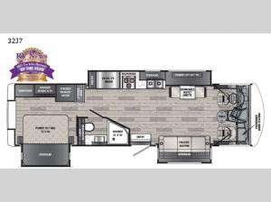 Georgetown 7 Series 32J7 Floorplan Image