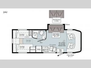 View 24V Floorplan Image