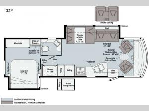 Sunstar 32M Floorplan Image