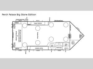Ice Castle Fish Houses Perch Palace Big Stone Floorplan Image