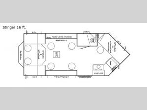 Ice castle fish houses fish house rv sales 62 floorplans ice castle fish houses stinger 16 ft swarovskicordoba Gallery