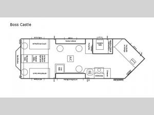 Ice Castle Fish Houses Boss Castle Floorplan Image