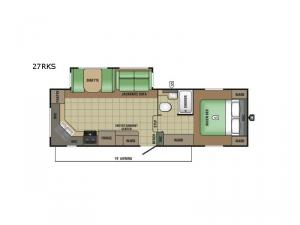 AR-ONE MAXX 27RKS Floorplan Image
